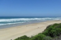 Platbank Beach, Sedgefield, Garden Route, South Africa