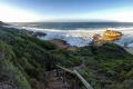 Fisherman's walk, Knysna, Garden Route, South Africa