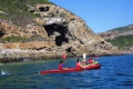 Dolphin Adventures Sea kayaking, Plettenberg Bay, Garden Route, South Africa