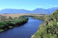 The Breede River - A big, lazy river, Witsand, Garden Route, South Africa