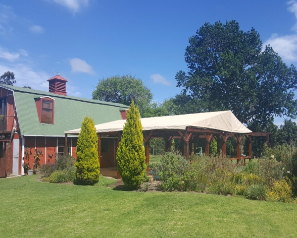 The Red Barn, Restaurant, Knysna, Garden Route, South Africa