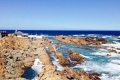 The Tidal Pool & Blougat, Mossel Bay, Garden Route, South Africa