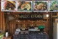 Wally's Kitchen, Street Food, Knysna, Garden Route, South Africa