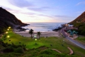 Tidal Pool at Victoria Bay, Victoria Bay, Garden Route, South Africa
