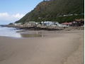 Victoria Bay Beach. Garden Route, Victoria Bay, Garden Route, South Africa