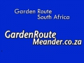 Tourism Safety and Support Programme (TSSP), Western Cape, Garden Route, South Africa