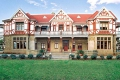 Ostrich Palaces of Oudtshoorn - Foster`s Manor, Oudtshoorn, Little Karoo, South Africa