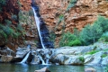 Meiringspoort Waterfall or The Great Waterfall, De Rust, Little Karoo, South Africa