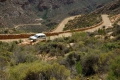 Mountain passes of the Little Karoo - A thrilling mountain journey, Western Cape, Garden Route, South Africa