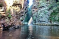 The Kaaimans Waterfall, George, Garden Route, South Africa