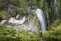 Sanddrift River gorge waterfall, Tsitsikamma, Garden Route, South Africa