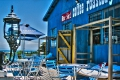 The Blue Shed Coffee Roastery, Coffee Shop, Mossel Bay, Garden Route, South Africa