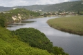 Touw River Estuary, Wilderness, Garden Route, South Africa