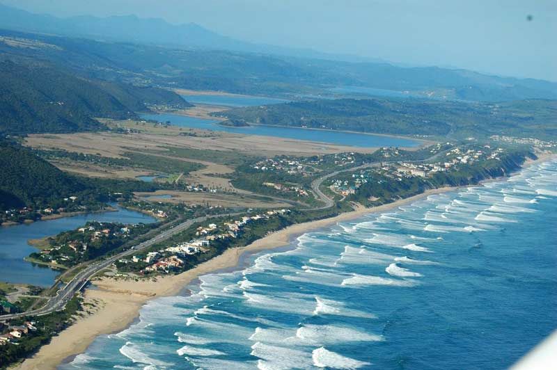 The History Of The Garden Route National Park   The Wilderness Section