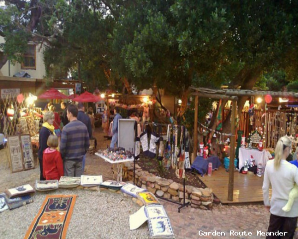 Night Markets In The Garden Route